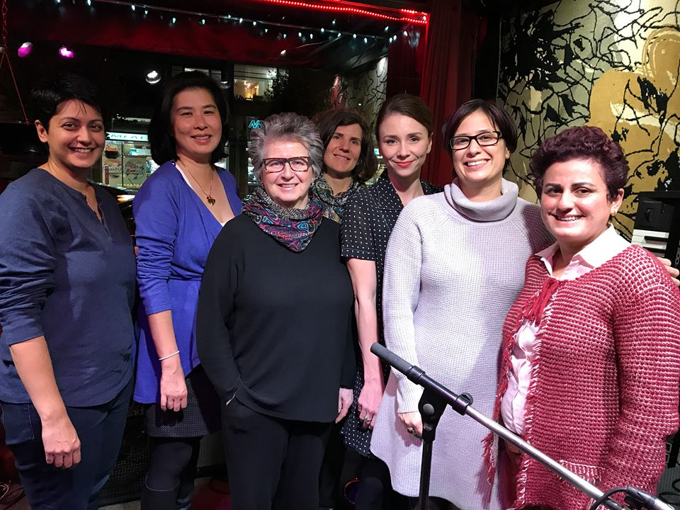 Reading at Writer Studio_November 2017_Group picture